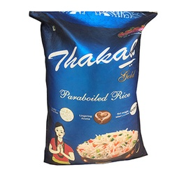 Thakali Usina Long Grain Rice (थकाली उसिना लङ्ग ग्रेन चामल) (20kg x 1pcs)/bora [MRP 2600] - Century PF