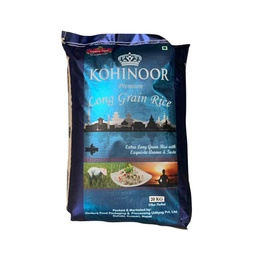 Kohinoor Long Grain Rice (कोहिनूर लङ्ग ग्रेन चामल) (20kg x 1pcs)/bora [MRP 2000] - Century PF