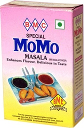 BMC Mo:Mo Masala (म:म मसला) (100gm x 1pcs)/pkt [MRP 104]